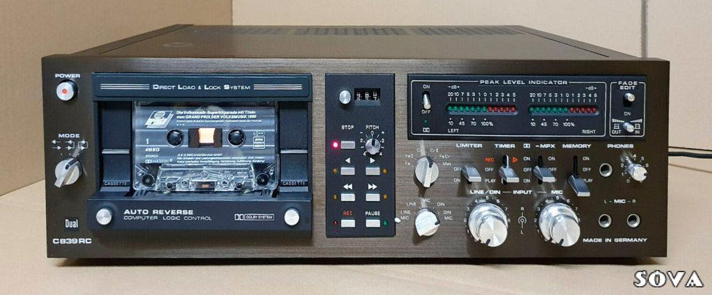 Dual C839 RC