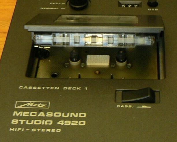 METZ Mecasound Studio 4920