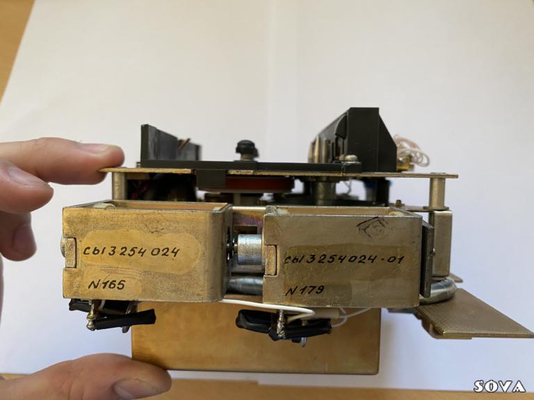 Реверсный закрытый тракт. ЛПМ Ernst Plank. АМЗ П-425.